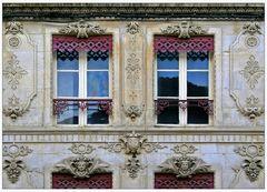 Fassade in Toul