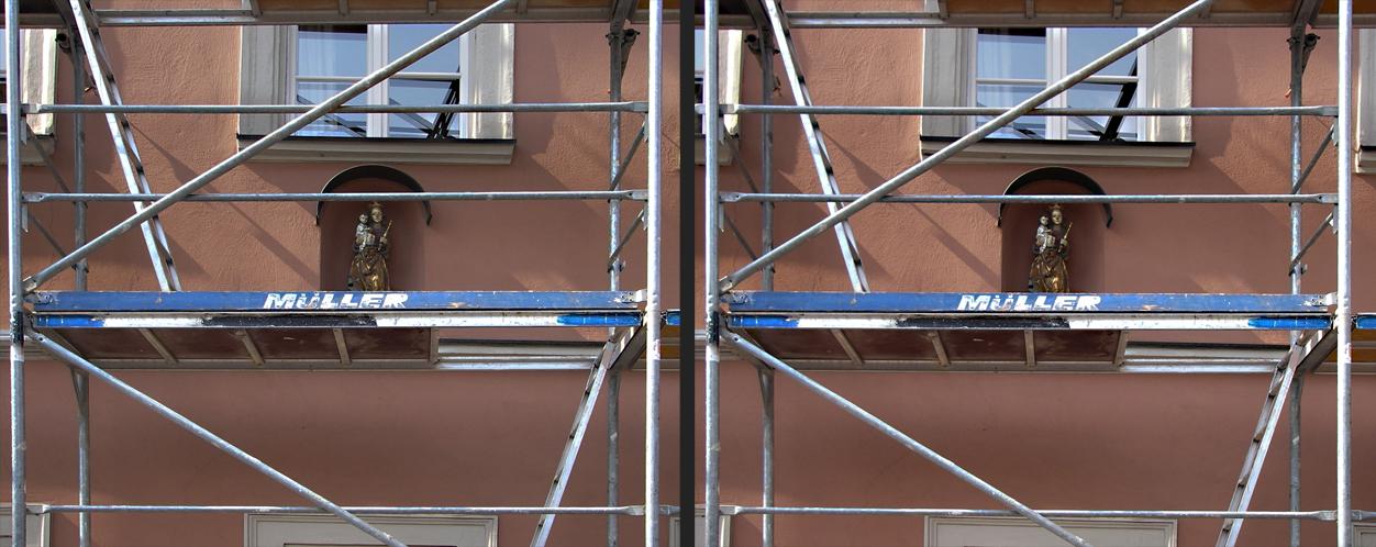 Fassade restaurieren