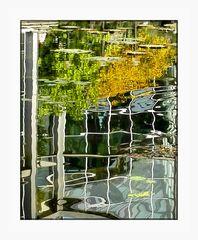 Fassade-Spiegel-Bewegung