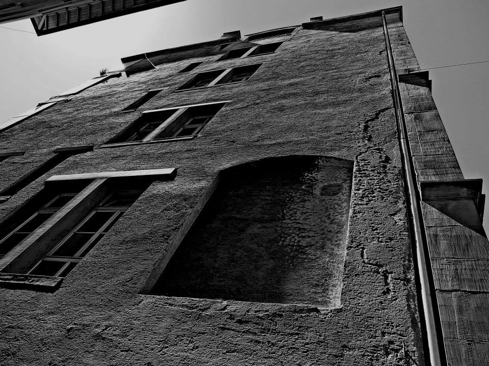 Fassade Stuttgart Teil II