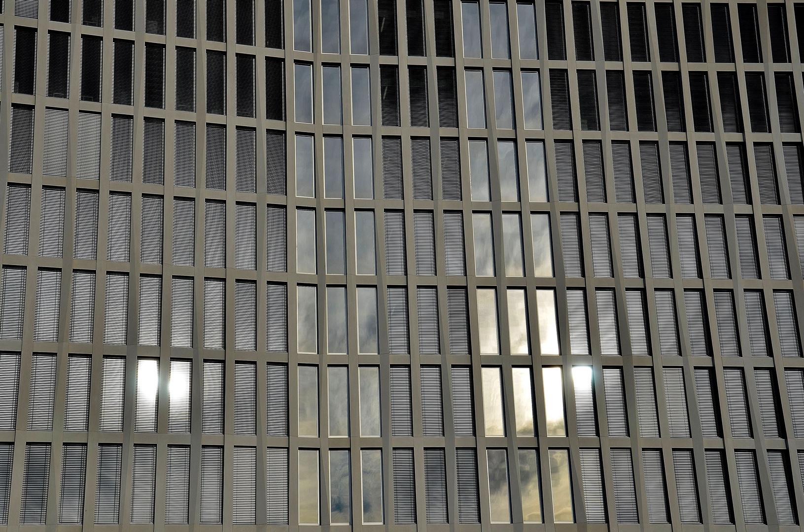 Fassade Total Tower,