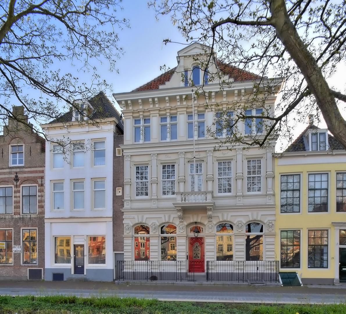 Fassaden am Bellamypark Vlissingen