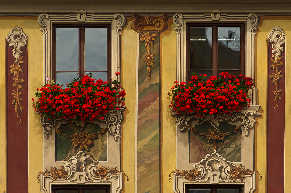 Fassaden-Detail