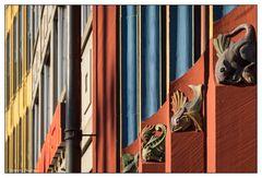 Fassaden-Details