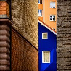 Fassaden-Durchblick