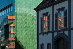 Fassaden in Basel 1