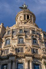 Fassaden IV - Barcelona