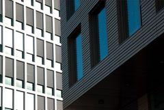 Fassaden Kontraste