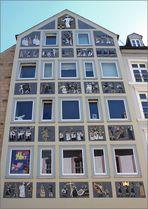 Fassaden-Malerei