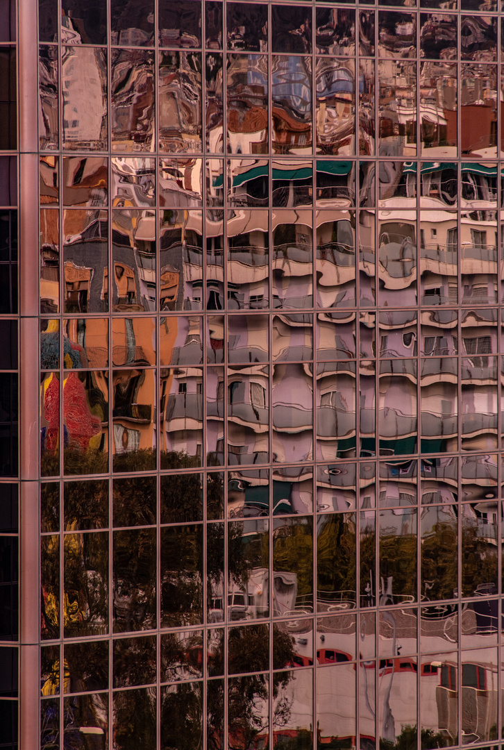 Fassaden XIII - Barcelona