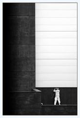 Fassadenarbeiter