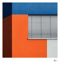 FASSADENGRAFIK | markante Farbflächen
