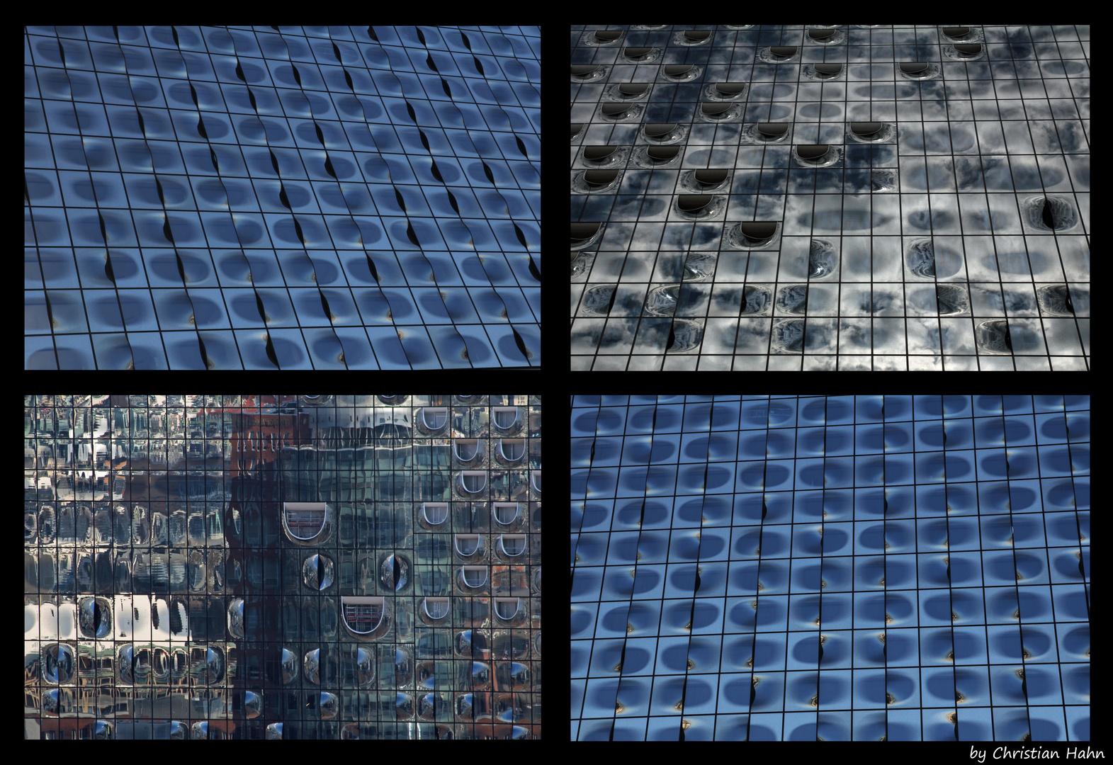 Fassadenimpressionen