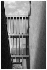 Fassadenschlucht