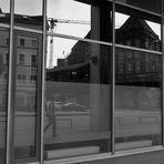 Fassadenspiegelung in HH