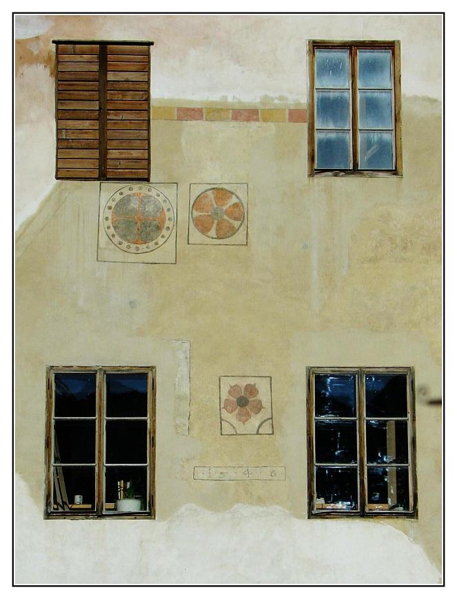 Fassadenstiling anno 1546