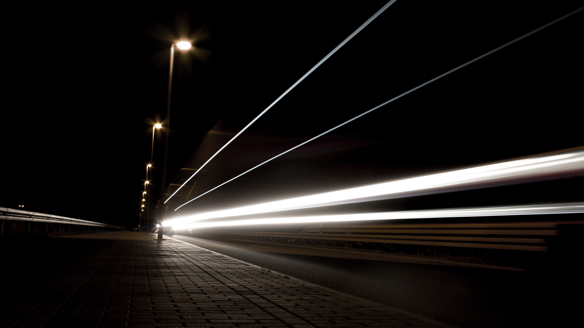 fast at night