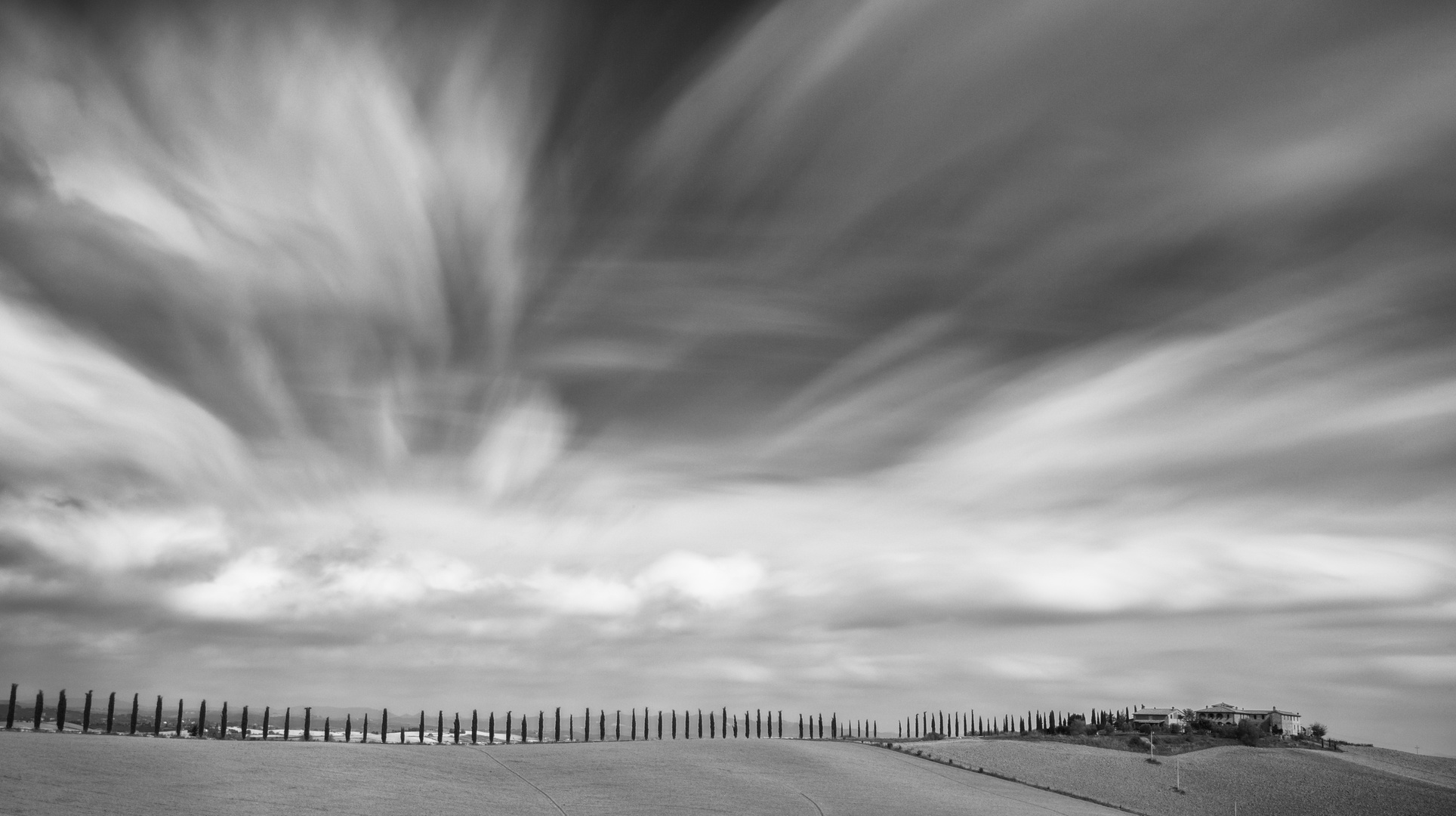 - fast clouds -