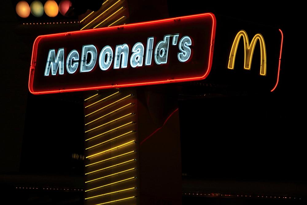 Fast Food Lights