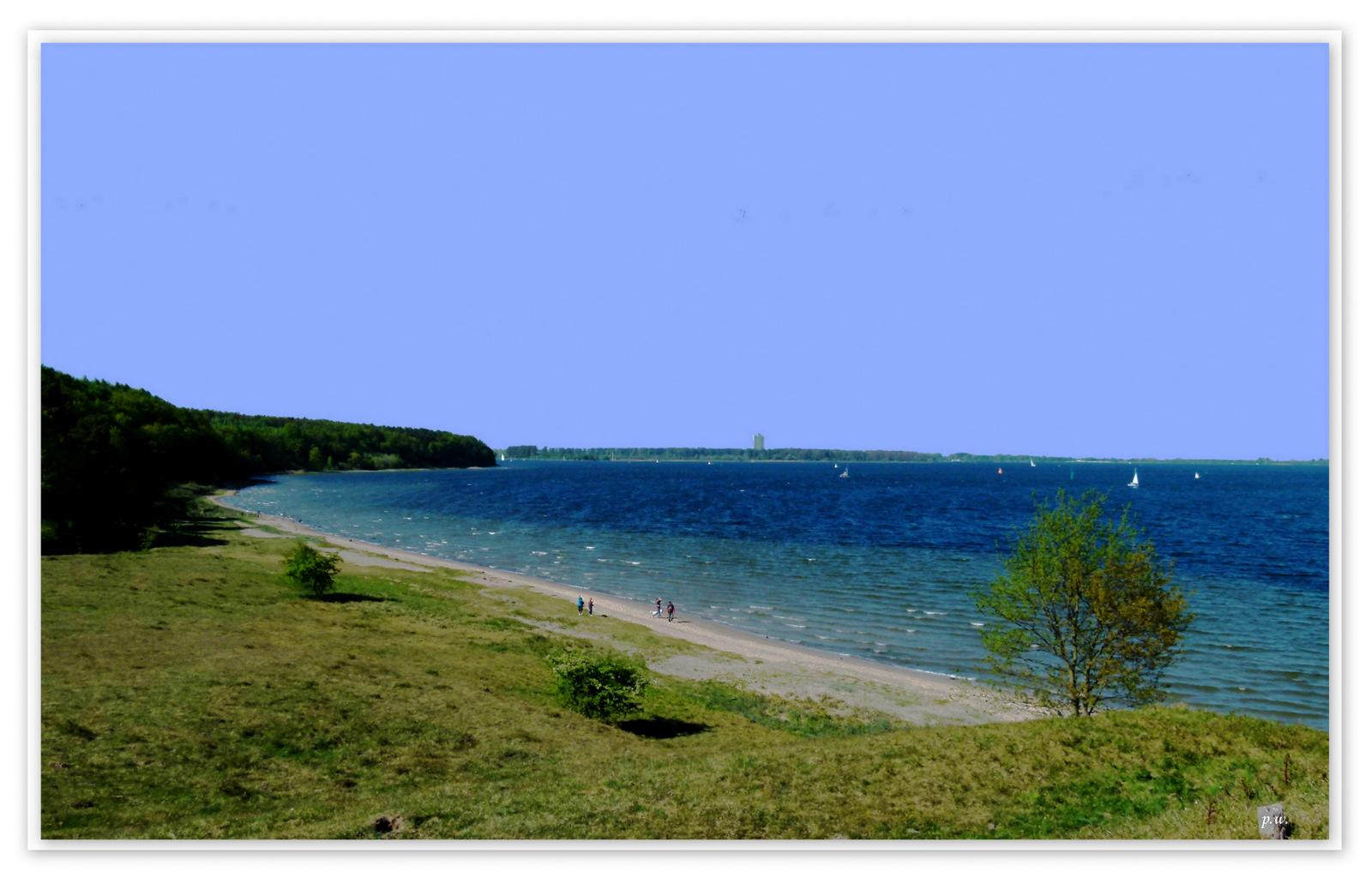 Fast schon Ostsee