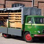 Fast vergessen: Laster aus Bremen 10