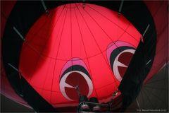 """Faszination Ballonfahren .... zum Ballonglühen """"Nacht der Ballone"""" in Moers 2012"""