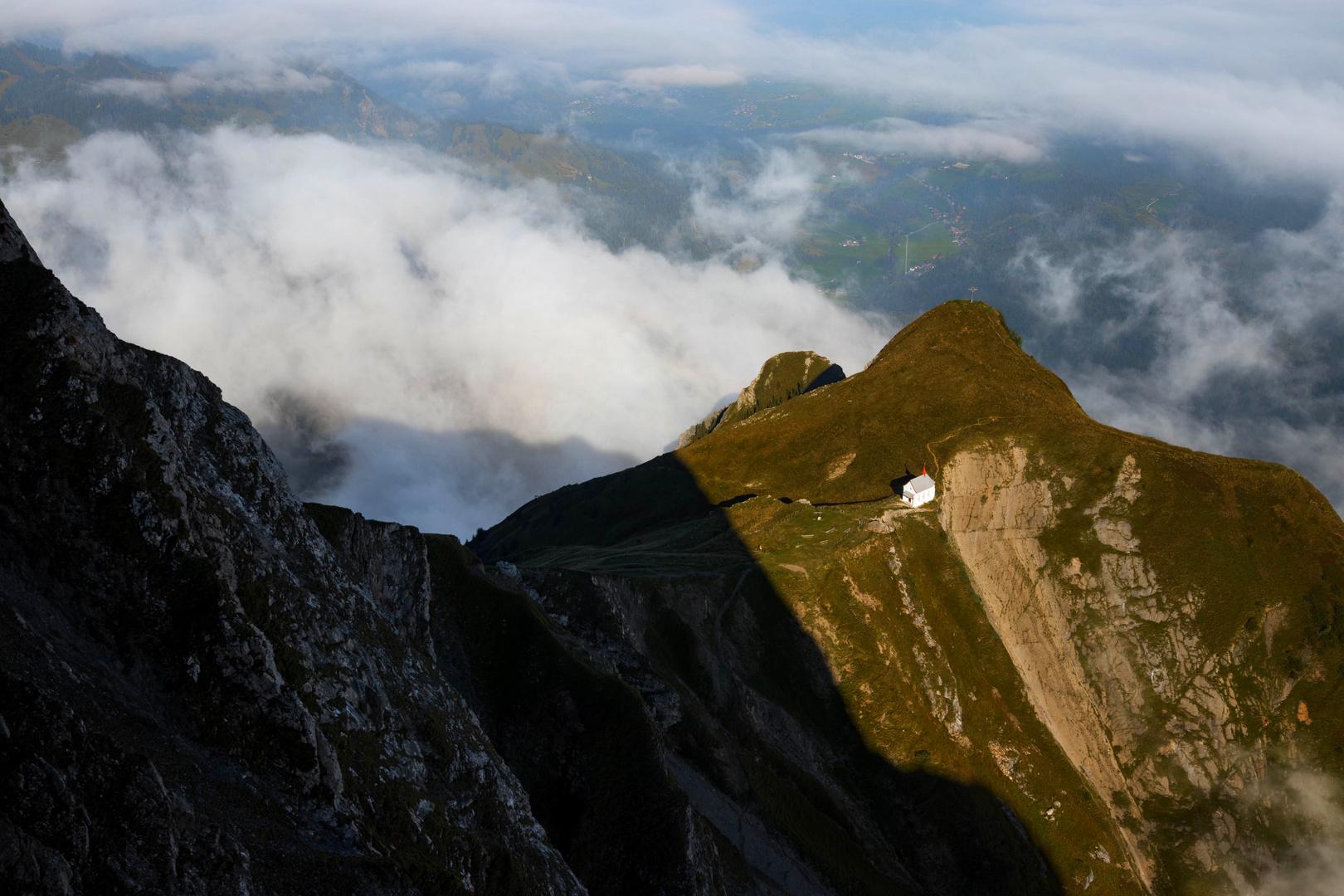 Faszination Berge - Nah am Abgrund