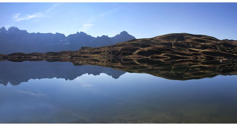 Faszination Berge - Wasser