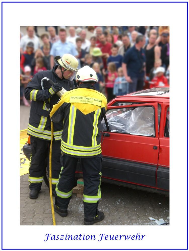 Faszination Feuerwehr