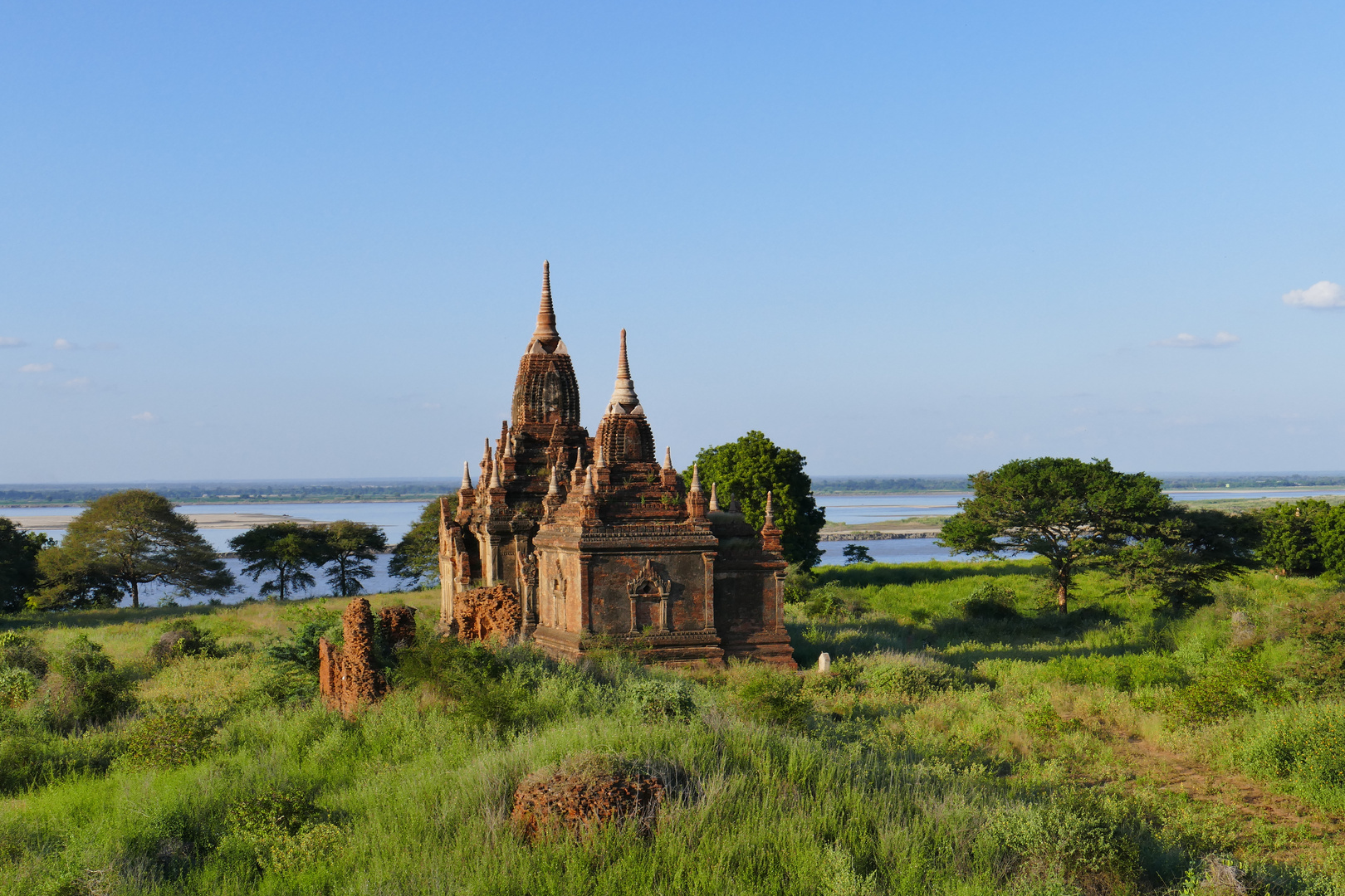 ...faszinierendes Bagan...
