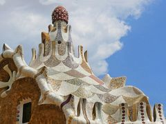 Faszinierendes Dach