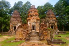 fasziniernde schönheit bei aller vergänglichkeit, cambodia 2010