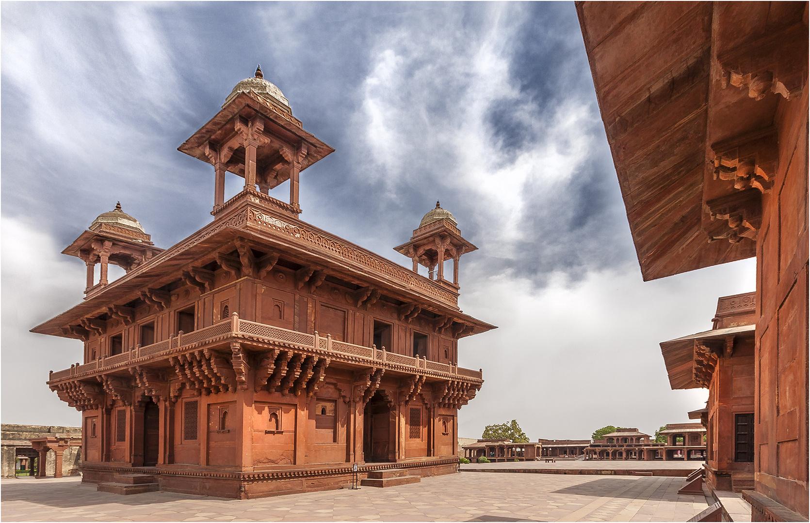 ... Fatehpur Sikri ...