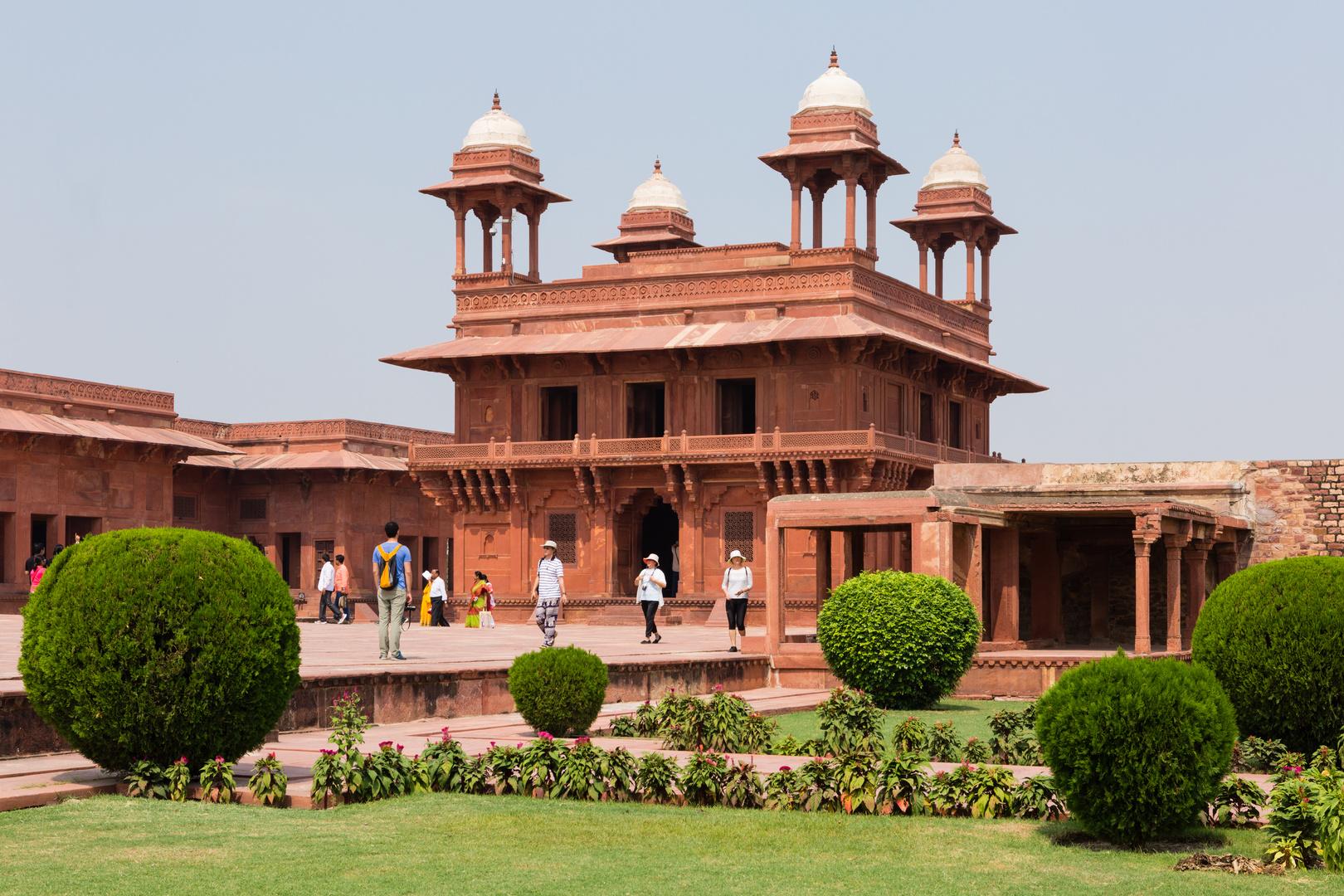 Fatehpur Sikri: Der Diwan-i-Khas