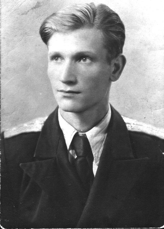 Father Boris Nikolaevich