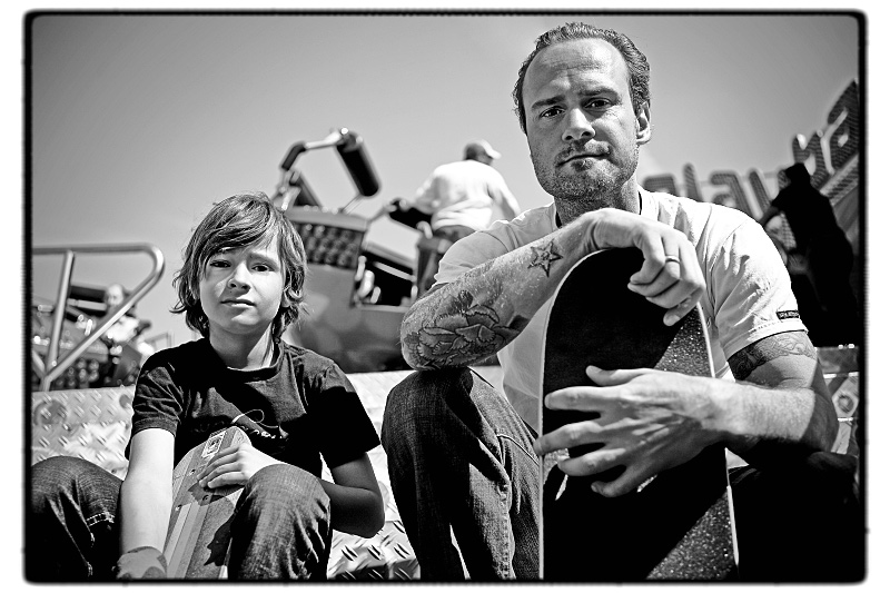 father & son2