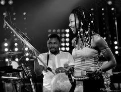 Fatoumata Diawara & Sidibé Drissa