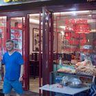 Favorite street restaurant