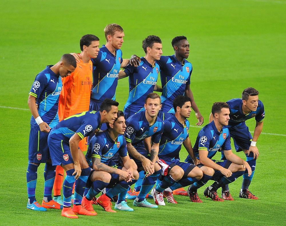FC Arsenal 2014