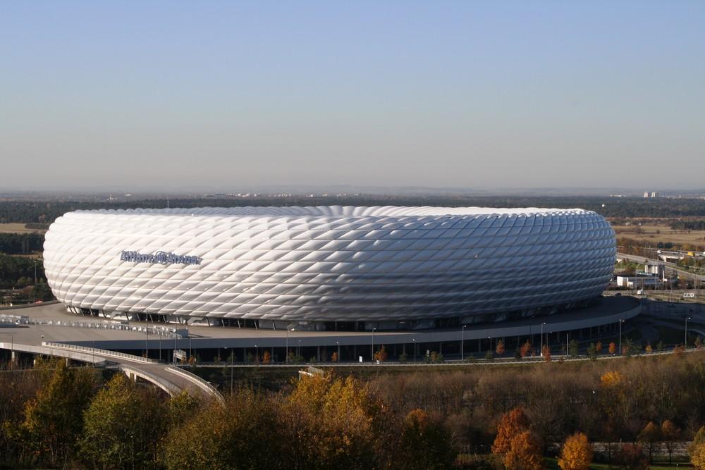 FC Bayern,Alianc Arena