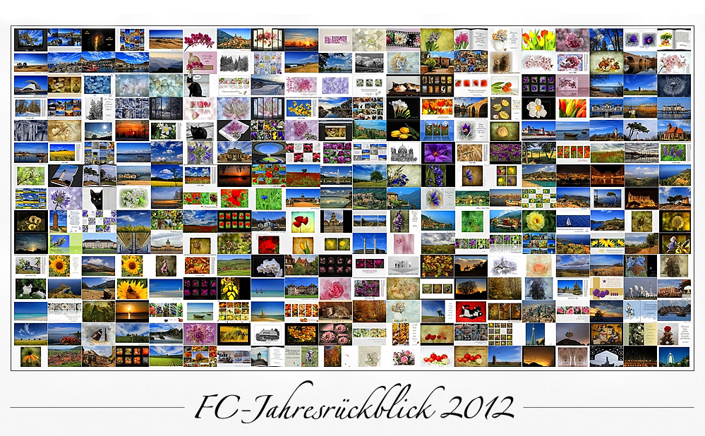 FC-JAHRESRÜCKBLICK 2012
