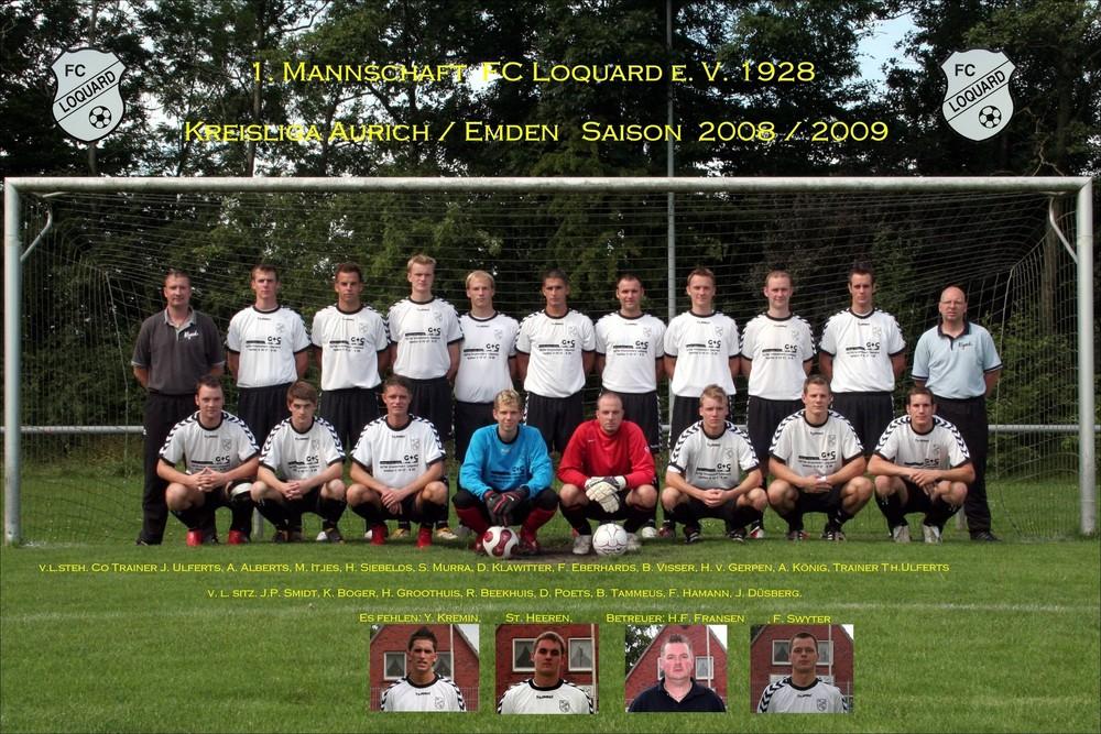 FC Loquard e. V. 1928 , 1. Mannschaft