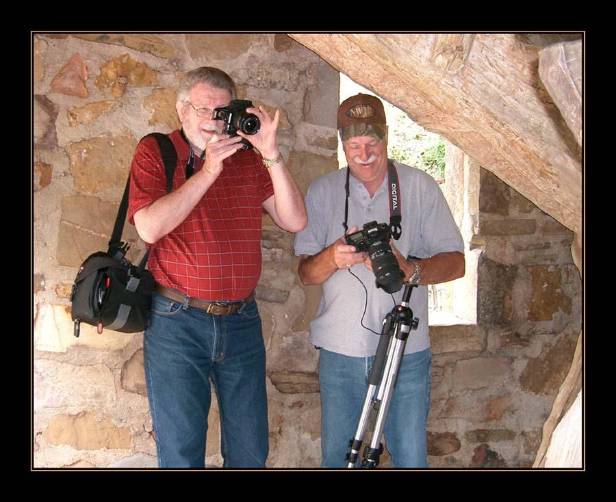 FC Photographers Record Arkansas Historical Site