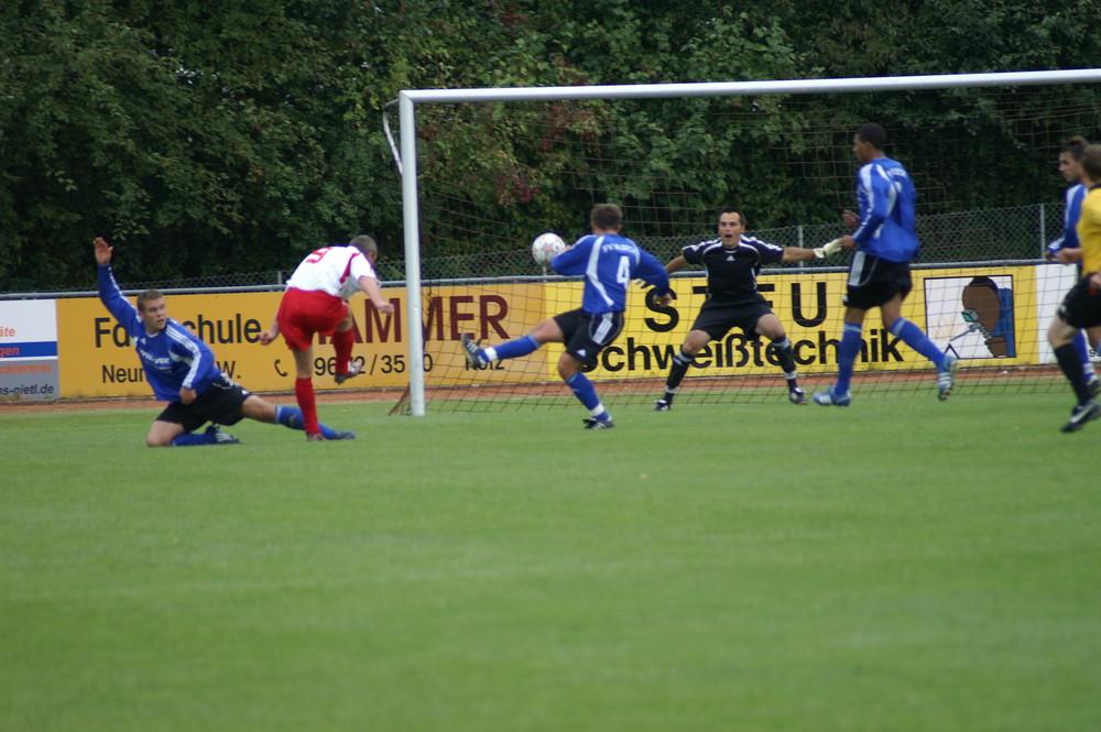 FC Rötz - FV Vilseck