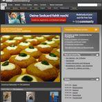 FC-Startseite am 9.11.2010 von 09:00 bis 10:00 Uhr