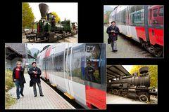 fc-Treffen mit Lokomotiven
