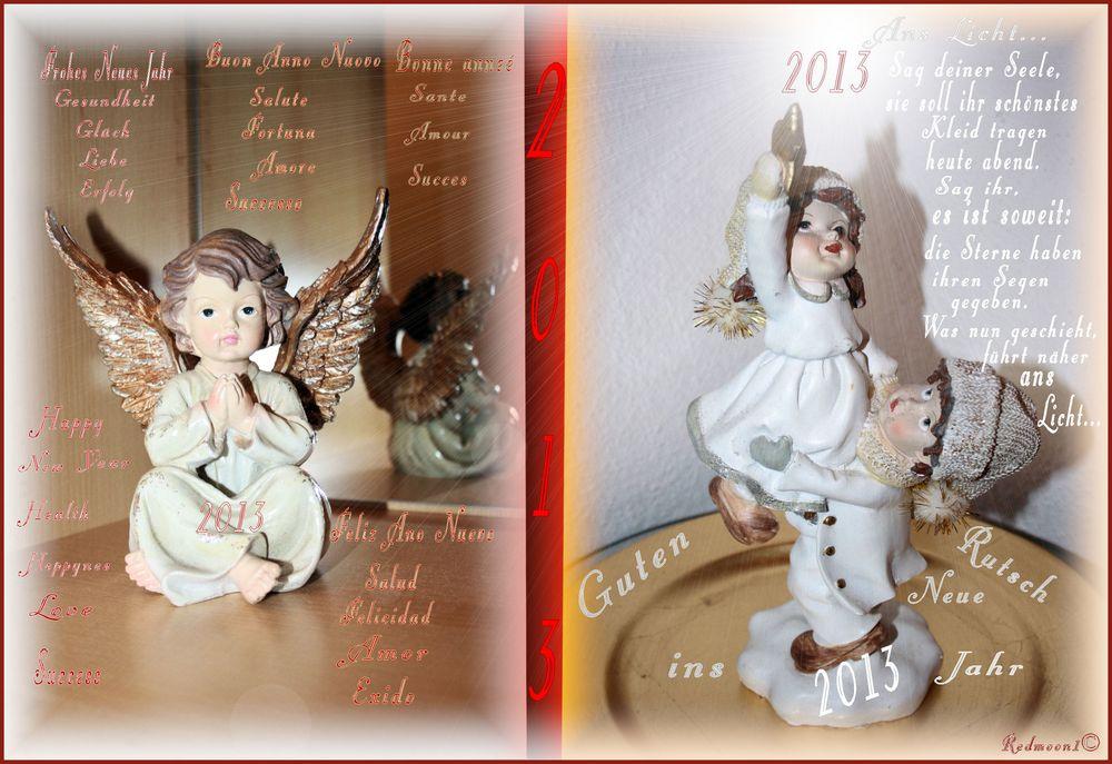 Fc User Wünsche ein Guten Rutsch ins Neue Jahr *** 2013 *** Foto ...
