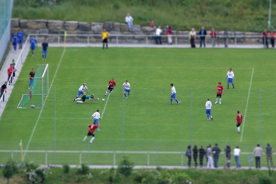 FC Vorwärts Märklin vs. Victoria Fleischmann