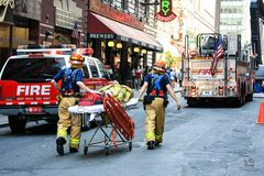 """""""FDNY-EMT´s at work""""..."""