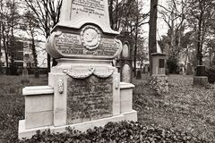 FE2-13 - Alter Südfriedhof München
